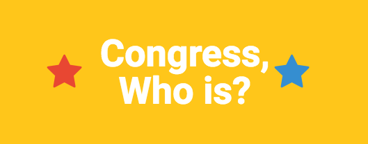 Congress, who is? – A Civic Techproject
